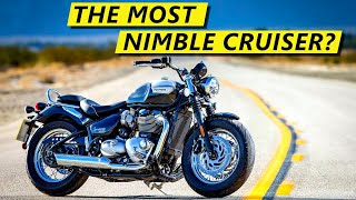 Top 7 Sportiest Cruiser Motorcycles!