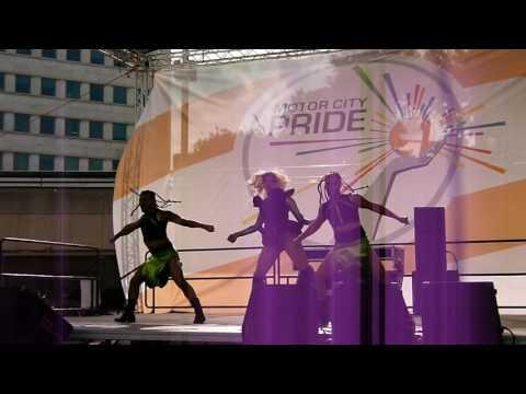 Motor City Pride - Analya Crespo