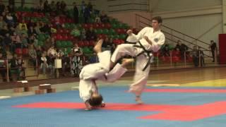 2015 05 22 - Мастера тхеквондо из Кореи (Лобня)