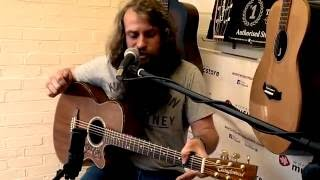 Not The Doctor - Alanis Morissette (Connor Maher Cover) 'In Store With Tanglewood'