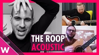 """The Roop """"On Fire"""" - LIVE acoustic in quarantine (Lithuania Eurovision 2020)"""
