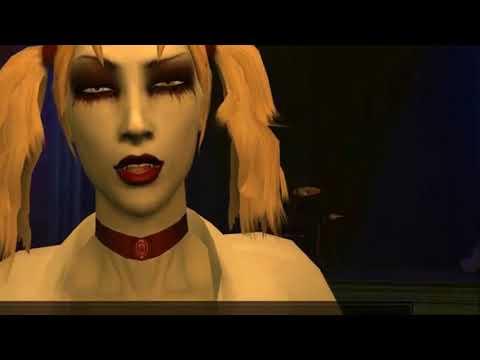 Sestřižiny : VTMB: Bloodlines - Nosferatu / XmatuliX