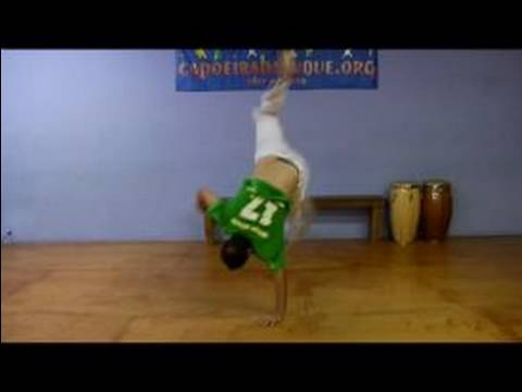 Advanced Capoeira Moves : How To Do Au Giratoria