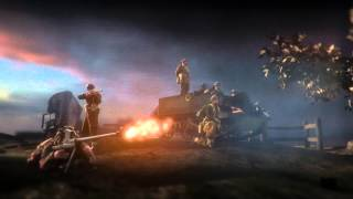 Company Of Heroes 2: The British Forces Announcement Trailer