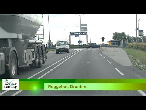 Extra weekeinde verkeersoverlast bij Roggebotbrug tussen Kampen en Dronten