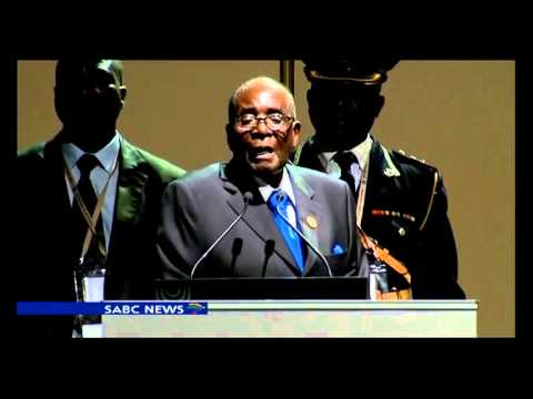 Watch the man who ruled Zimbabwe for 35 years make fun of leaders who use excuses to stay in power for decades