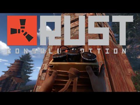 Rust : 17 minutes de gameplay sur la version PS4 Pro