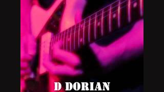 D Dorian Mode/Scale | Groove Backing Jam Track