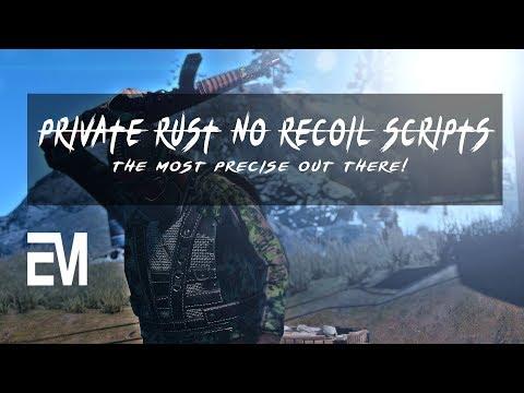 RUST 2018 Undetected Logitech AK47 Recoil Script (FREE DL