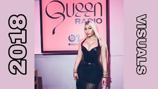 Nicki Minaj - Queen Radio 2018 Visuals