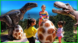 บริ้งค์ไบรท์ | เจอไดโนเสาร์ ในเขาวงกต เขาค้อ Amazing Dinosaur