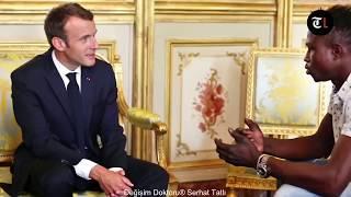Fransa'da İbretlik Bir İnsanlık Dersi