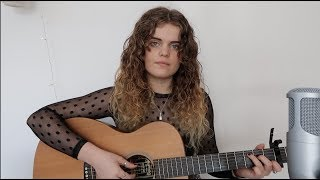 Bellyache - Billie Eilish Acoustic Cover by Daisy Clark