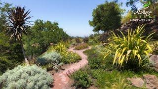 Landscape Design #42 | Hillside Restoration By Divine Nature Landscape | Los Gatos, California