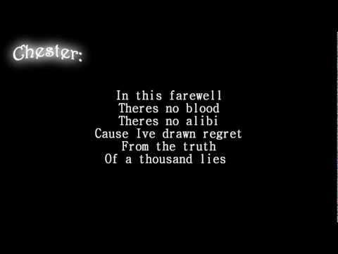Linkin Park - What I've Done [Lyrics on screen] HD