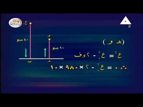 ديناميكا 3 ثانوي ( كمية الحركة ) أ مجدي فهيم 11-10-2019