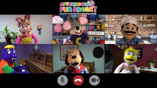 Happy Birthday LIVE From Chuck E. Cheese And Friends | Afternoon Fun Break