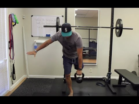 Video GUIDE to Patellar Tendonitis Correction (Jumper's Knee) Pt 2