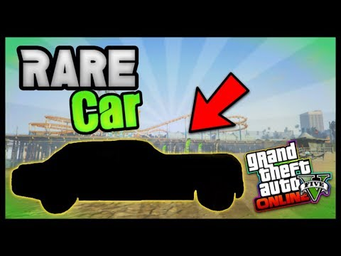 GTA 5 ONLINE: *RARE* CUSTOM CAR SPAWN LOCATION! (TIP/TRICK) AFTER PATCH 1.42