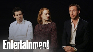 La La Land Emma Stone Ryan Gosling & Damien Chazelle On Balancing The Roles  Entertainment Weekly