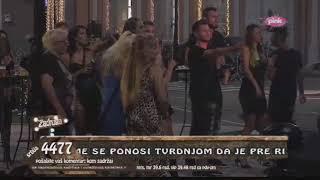 Zadruga   Milan Stanković Peva Zadrugarima, Prvi Deo   13.06.2018.