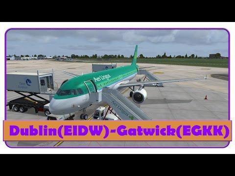 FSX] TCX26HA | Manchester-Palma | Thomas Cook | Aerosoft A321 | Full