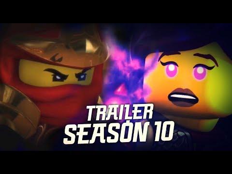 Ninjago Season 10 trailer 2019 !! - смотреть онлайн на Hah Life
