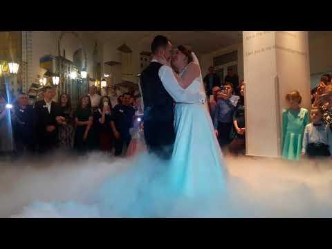 Спецефекти на  перший весільний танець, відео 2