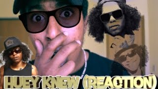 Ab-Soul - Huey Knew (feat. Da$H) (REACTION)