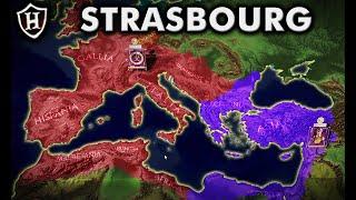 Battle of Strasbourg, 357 AD ⚔️ Julian saves the Western Roman Empire