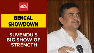Suvendu Adhikari Big Show Of Strength, Leads Mega Roadshow Ahead Of 2021 Polls | India Today - Download this Video in MP3, M4A, WEBM, MP4, 3GP