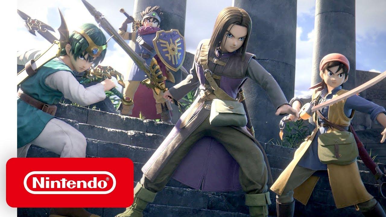 The Hero di Dragon Quest potrebbe arrivare in Smash Bros Ultimate questa settimana