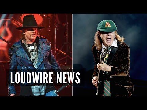 Guns N Roses Alice Cooper Verteidigt Axl Rose Gegen Shitstorm