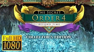 The Secret Order 4 Game Review 1080P Official Artifex MundiAdventure 2016
