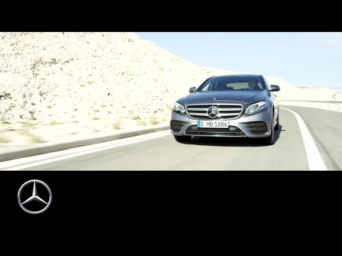 Making of E-Class: Trailer - Mercedes-Benz original