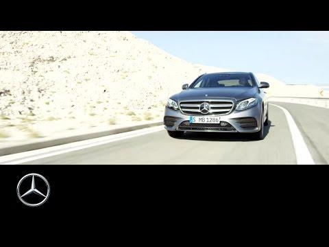 Mercedesbenz E Class Sedan Седан класса E - рекламное видео 3