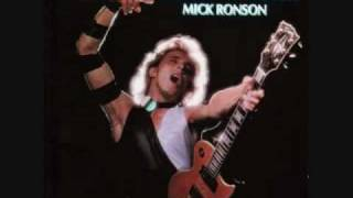 Mick Ronson- Only After Dark