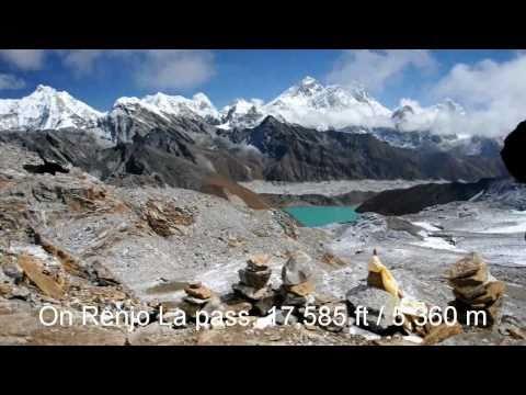 Nepal & Gokyo Trek - 13 days in 12 minutes