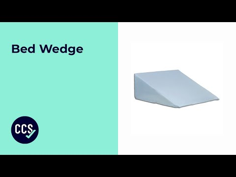 Multifunctional Apex Bed Wedge Support