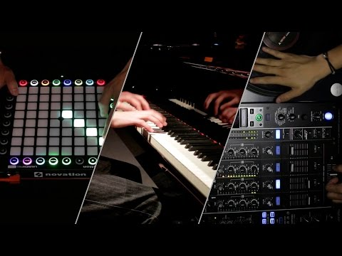 How Deep is Your Love (Ravine VS Exige Cover) Launchpad/Piano/DJ