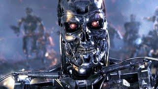 Terminator vision ! Терминатор следит за мной ! Перезагрузка !