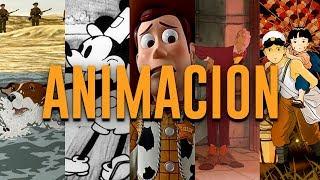 Un homenaje a la animación cinematográfica.