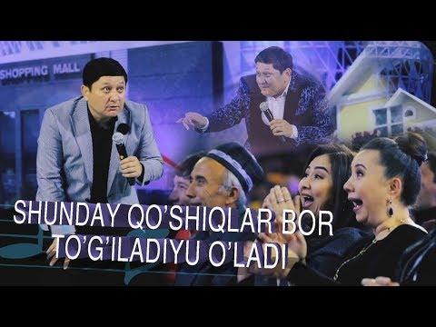 Avaz Oxun - Shunday qo&#39shiqlar bor, to&#39g&#39iladiyu o&#39ladi