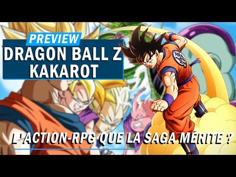 DRAGON BALL Z KAKAROT : L'action-RPG que la saga mérite ?| PREVIEW