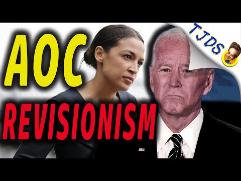 AOC Revisionism About The Two Parties of WAR!