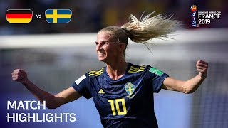 Germany v Sweden - FIFA Women's World Cup France 2019™