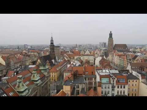 Вроцлав. Wrocław. Экскурсия. Виды города. Куда пойти? Интересные места.