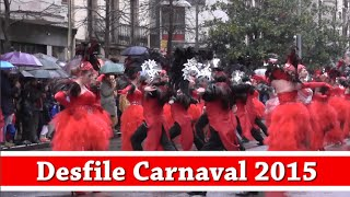 preview picture of video 'Desfile Carnaval 2015 (Irun) / Irungo Telebista'