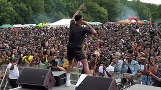 KiDi Live At Party In The Park 2019