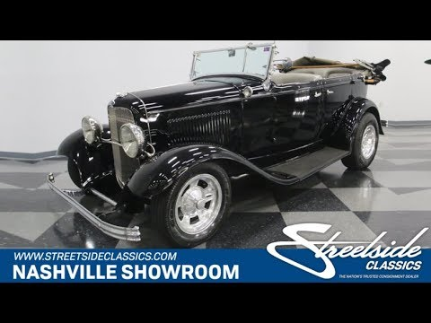 Video of '32 Phaeton - LTSW